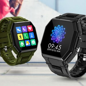 Smart watch wireless phone music watches high-definition large screen multi-function exercise mode heart rate and blood pressure detection