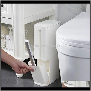 Brushes Wonderlife Multifunction Cleaning Trash Can Storage Integrated Suit Fashion Toilet Brush Bathroom Accessories Set 201214 Cscc3 Xmjrq