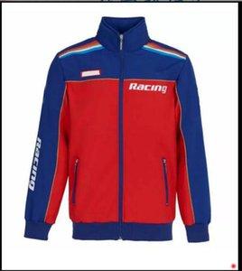 F1 команда гоночный костюм свитер осенью и зимой ветрозащитный теплый автомобильный вентилятор куртки с тем же стилем настройки