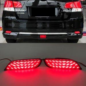 1Set For Subaru Impreza XV WRX LEVORG Crossove Backup Tail Light Rear Bumper Lamp LED Reflector Stop Brake Warning Fog