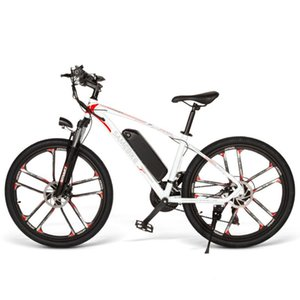 Inch Electric Bike Power Assist Bicycle E-Bike 350W Motor Moped Bikes