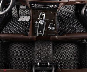 car floor mats for Suzuki Jimny Grand Vitara Kizashi Swift SX4 Wagon R Palette Stingray car-styling Custom mat