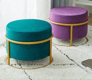 Furniture Living Room Chair Sofa Stool Home Coffee Table European Shoe Cabinet Fashion