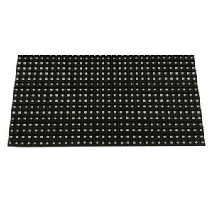 Display P10 Outdoor LED Screen Panel Module 320*160mm RGB Matrix 32*16 Pixels 1 2scan SMD3535 Full Color Message Board
