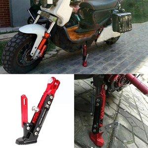 Other Motorcycle Parts Adjustable Kickstand Foot Side Stand Cnc Motorbike Aluminum Parking Kick Alloy Bracket C1g4
