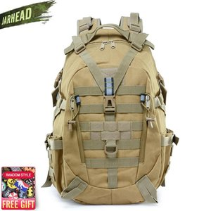 Tactical Reflective Backpack Outdoor Molle Camouflage Rucksack Military Assault Bag Hiking Camping Hunting Travel