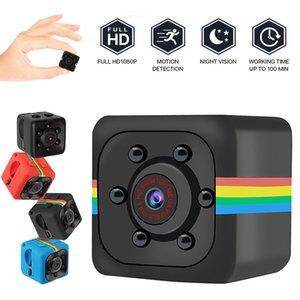 SQ11 Small Camera Cam Night Vision Camcorder Motion DVR HD 1080p Mini Cameras Support TF Card Sport DV Video