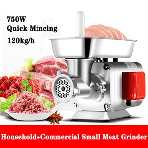 Food Processors XZW-12A Electric Meat Grinder Household Chopper Cutter Multi-function Garlic Small Mincer Slicer