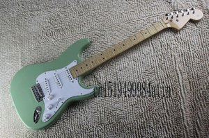 Top Quality stratocaster Custom Body maple Fretboard maple Electric Guitar In Stock @24