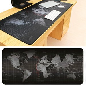 Mouse Pads & Wrist Rests Pattern Pad Anti Slip Office Desk 90*40cm  80*30cm  70*30cm