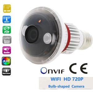 BC-780C HD 720p Appareil photo réseau P2P P2P IP avec 2pcs IR Capteurs d'alarme sans fil Caméras de surveillance des capteurs d'alarme sans fil