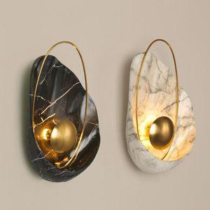 Wall Lamps Modern Led Wood Deco Maison Mirror Light Abajur Luminaria De Parede Espelho Beside Lamp Dinging Room
