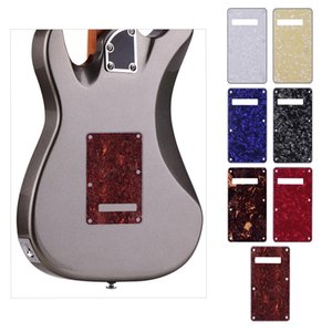 3-Ply Guitar Backplate Back Cover Replacement for ST Guitar Accessories