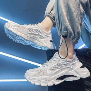 Training shoes Men Comfortable Outdoor Sports Extended Shoes Sneakers For Tennis 0902