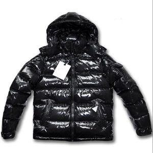 Mode Mens Hiver Designer Down Jacket Veste à capuche Hommes Femmes Couples Sport Parka Vêtements De Vêtements De Manteau épais Taille S-3XL