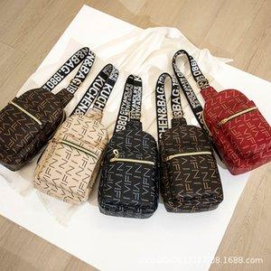 HBP VANNOGG Fashion Shoulder 2021 women Bags Guangzhou Women's Large Capacity Versatile Chest Bag Ladies New Crossbody Bag