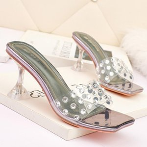 Top Quality luxuries designer Women's Slippers Sandals Shoes Slide Summer Fashion With Box Size35-42