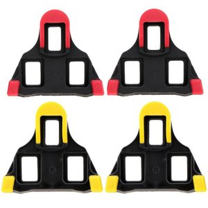TB-011 Splint Group Road Bike Shoes Special Riding Equipment Red Yellow Two-Color Pedal 9 Degrees Lights