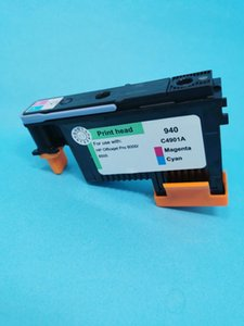 재생산 된 프린터 헤드 940 프린트 헤드 C4900A C4901A 8000 8500 잉크 카트리지