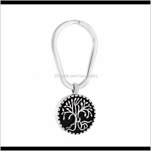 A Tree Of Life Animal Pet Puppy Palm Paw Mark Print Urn For Ashes Stainless Steel Cremation Key Rings Memorial Jewelry G15Pv Wvpqg