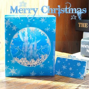 Gift Cards Christmas Halloween Thanksgiving Greeting Merry Happy New Year with Delicate A5VZ