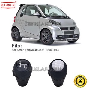Shift Knob Car Gear Automatic For Smart 450 451 1998 1999 2000 2001 2002 2003 2004 2005 2006 2007 2008 2009 2010 2011
