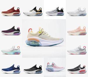 Top Qualité Joyride Run FK Mens Femmes Chaussures de course Triple Noir Blanc Rose Pink Platinum Racer Blue Designers Sneakers Sports Sneakers Taille de l'utilitaire 36-45
