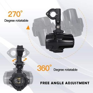 Car Headlights 1set For Waterfowl Motorcycle Spot Light LED Fog R1200GS F800 Auxiliary Lighting Accessories