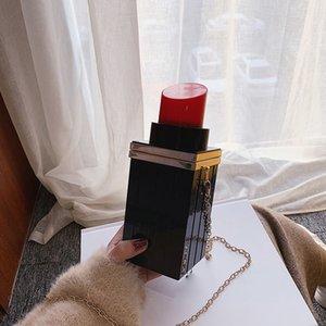 Totes Bag Women Fashion PVC Designer Handbags Mini Cute Lipstick Shoulder Crossbody Bag Female Evening Clutch Bag Purses Small Y0409