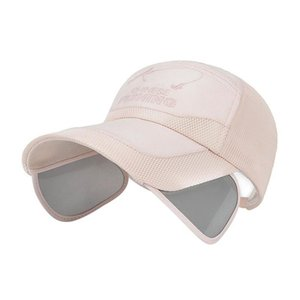 Наружные шляпы 2021 беговая шляпа летняя защита от солнца козырек досуг гольф кепка быстрые дышащие сетки