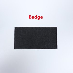 Fashion Embroidery Badges Shoulder Patchs Armband DIY Notions Clothes Patch Sleeve Badge Apparel Accessory For Jacket Coats T-shirt Pant Sweaters Hoodies Hat Shoe