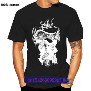 Men's T-Shirts AGALLOCH T Shirt Doom Black Metal Pillorian Gallowbraid Primordial Graphic Tee