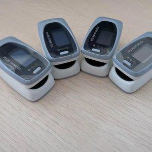 blood fingertip pulse oximeter digital electronics CMS50D2