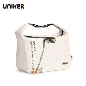 Lunch boxes for primary and secondary school students portable handbag insulated office workers