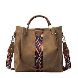 Bolso de hombro de cuero PU Lady Fashion Bag Bolso de ocio Bolso de Lady Messenger