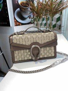 Luxurys дизайнеры сумки женские сумки мессенджер Tote мода старинные печатные плеча через плечо сумка классический HBP высокое качество R07