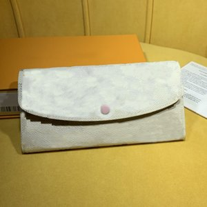 Designers Wallets EMILIE Wallet Ladies Long Purse Coin Purses Card Case Holder