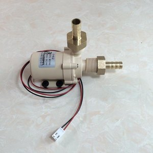24V brushless DC pump, water circulating booster pump,brew beer pump for heat water. OGS1