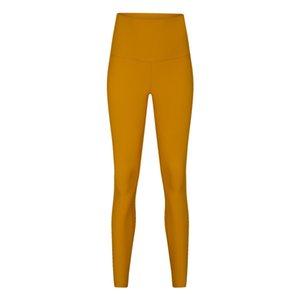 Ligero ligero super suave 80% Nylon 20% Spandex Pro entrenamiento entrenamiento Fitness Leggings