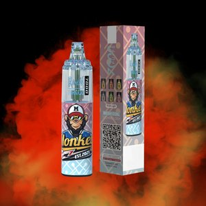 Original RandM tornado 7000 puffs Disposable E cigarette r&m Type-C rechargeable vapes With Colorful RGB light
