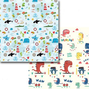 Crawling Mat 1CM Thick Foldable Baby Play Mat Climbing Toy Crawling Pad Outdoor Indoor Soft Floor Activity Gym Kids Rug