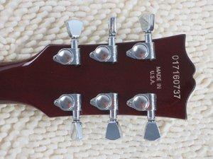 www gjgfhgjh Лучшие продажи Новое поступление вина красный LP пользовательские электрические гитары