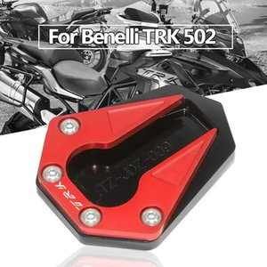 Other Motorcycle Parts For Benelli TRK502 BN600GS BN600 BJ600 TRK 502X BN 600 CNC Aluminum Side Mount Enlargement Plate Stand Extensio