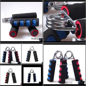 Grippers Equipments Fitness Supplies Sports & Outdoorsred Blue Finger Strengther Trainer Pow Exerciser Soft Sponge Forearm Grip Strengthener