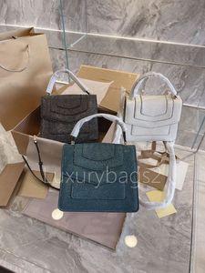 Женщины Luxurys дизайнеры сумки 2021 сумочка одно плечо диагональ диагональ Spanshow высокое качество