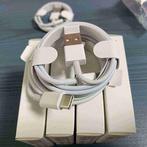 100PCS كابلات الأصلية OEM جودة 1 متر 3ft 2 متر 6af usb مزامنة مزامنة كابل الهاتف مع حزمة البيع بالتجزئة