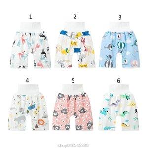 Cloth Diapers Diaper Training Skirt Cotton High Waist Waterproof Children Baby Urination N02 20 Drop