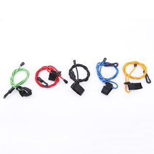 Kayak Canoe Elastic Bungee Cord With Hook Lanyard Fishing Rod Surfboard Paddle Safety Leash Ropes Rowing Boats Accessories Rafts Infla Rafts