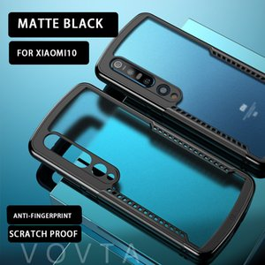 cell phone Cases For Xiaomi Mi 11 Shockproof Shell Cover Protective Transparent Airbag Soft Thin Case Cooling and lanyard hole