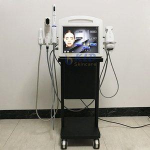 4D Hifu Vmax Vaginal Tightening Liposonix Fat Reducing Eye Neck Face Lifting Machine 12 rows 20000
